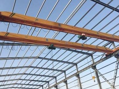 钢结构公司:钢梁安装校正方法