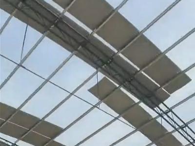 临邑 旭瑞建材的弧形厂房