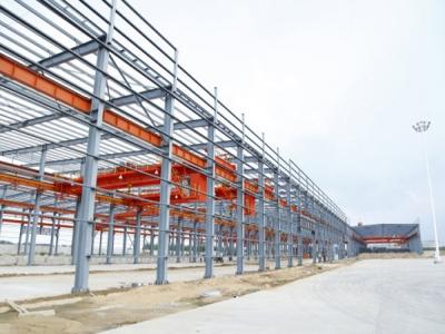 解读济南钢结构施工前的技术交底与预防措施的重要性