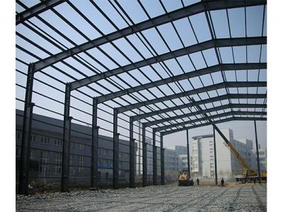 济南钢结构隔层焊接质量控制要点与构件组装要点