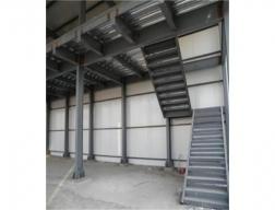 钢结构隔层,济南钢结构