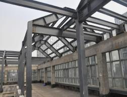 钢结构厂家,钢结构
