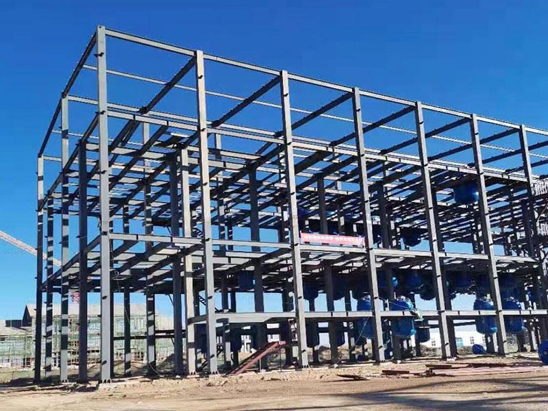 钢结构厂房-YC02