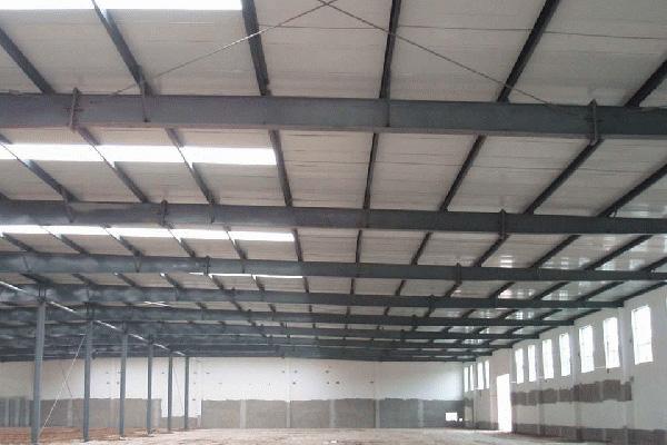 钢结构隔层-3