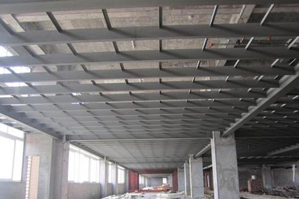 钢结构隔层-2