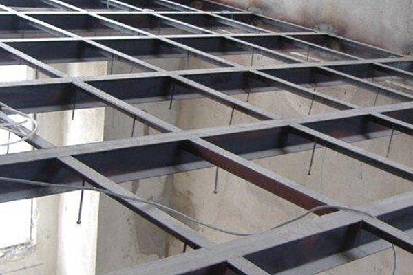 钢结构隔层5