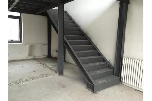 济南钢结构楼梯