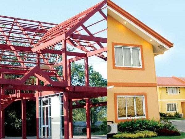 山东钢结构住宅