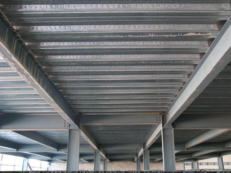 网格钢结构隔层